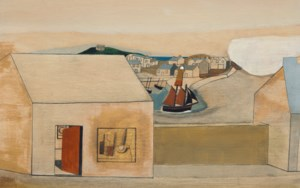 Modern British Art Day Sale auction at Christies
