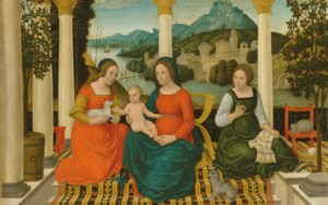 Old Masters Day Sale auction at Christies