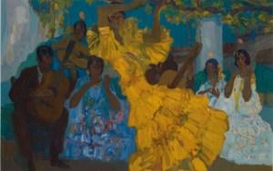 十九世纪欧洲及东方主义艺术 auction at Christies