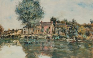 British & European Art: Europe auction at Christies