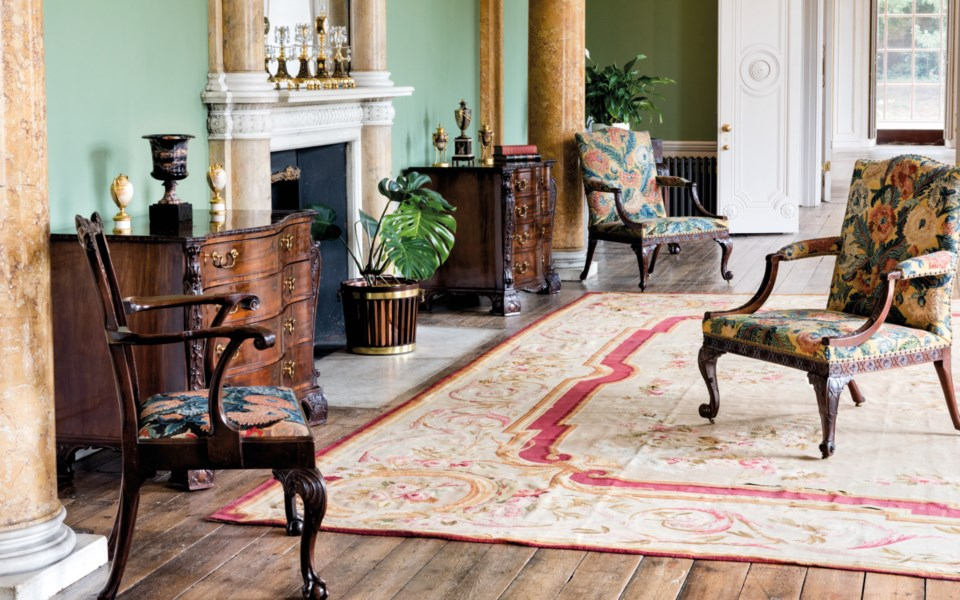 Apter-Fredericks: 75 Years of Important English Furniture