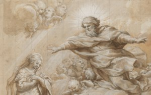 Italian Drawings From The Robe auction at Christies