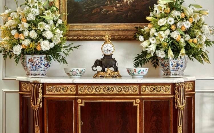 The Collection of Rita Espirito Santo and Three Private European Collections