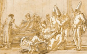 古典大师画作 auction at Christies