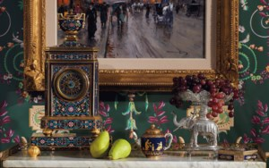 The Collector: English & Europ auction at Christies