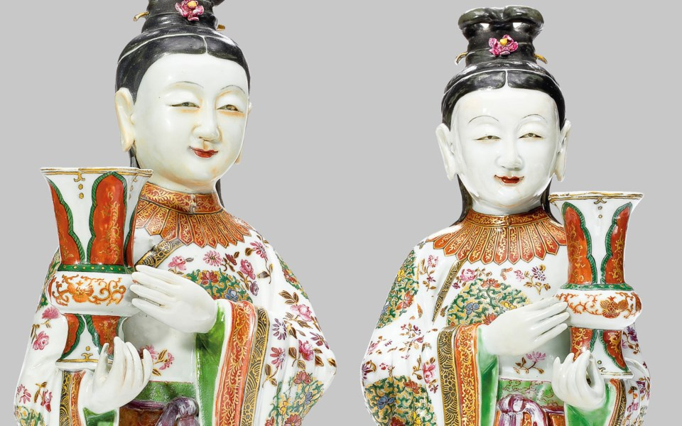 Chinese Export Art Featuring the Tibor Collection, Part II
