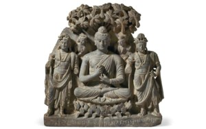Devotion in Stone: Gandharan M auction at Christies