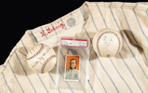 Home Plate: A Private Collecti auction at Christies