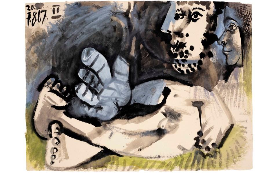 Impressionist & Modern Art Works on Paper Sale