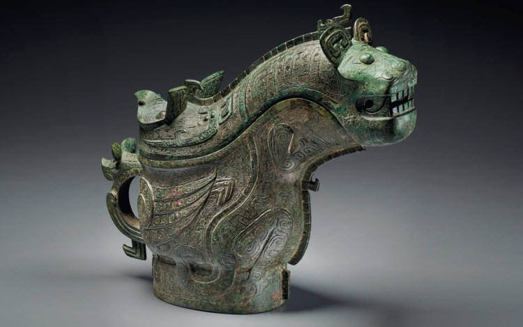 Shang: Early Chinese Ritual Bronzes from the Daniel Shapiro Collection