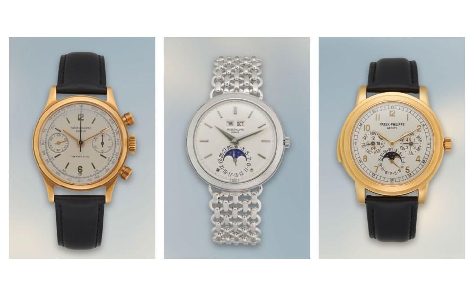 Rare Watches New York: Online
