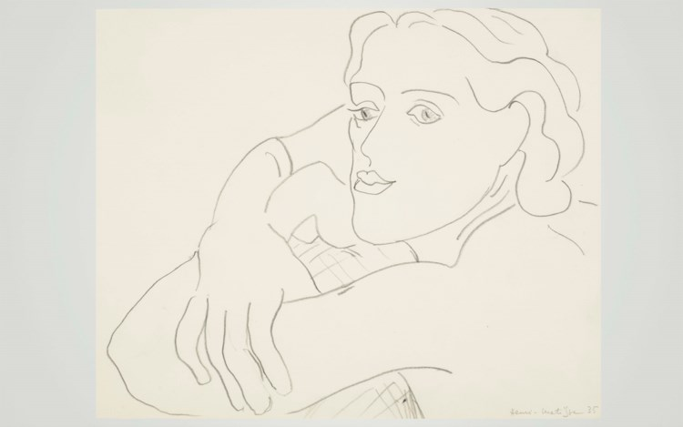 Matisse on Paper: Prints & Drawings from the Estate of Jacquelyn Miller Matisse, Online