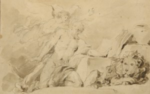 Dessins Anciens et du XIXe Siè auction at Christies