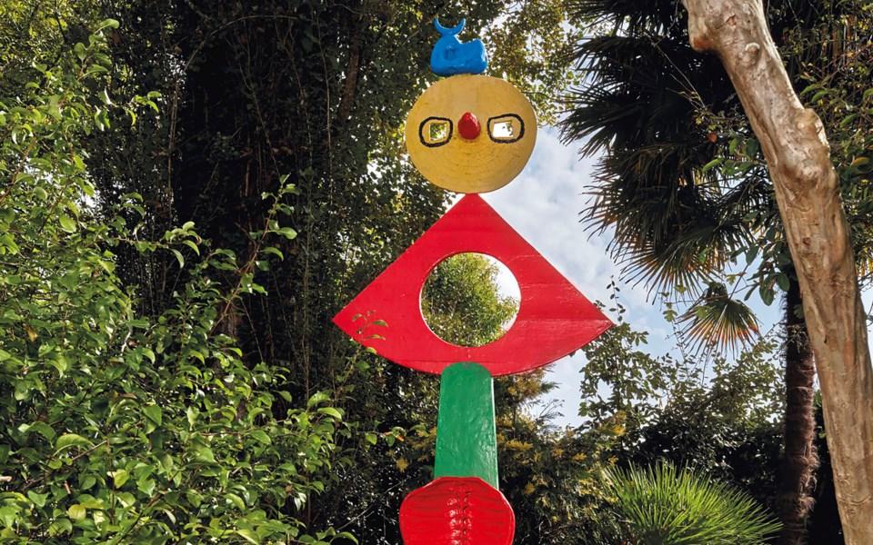Le jardin secret de Paul Haim