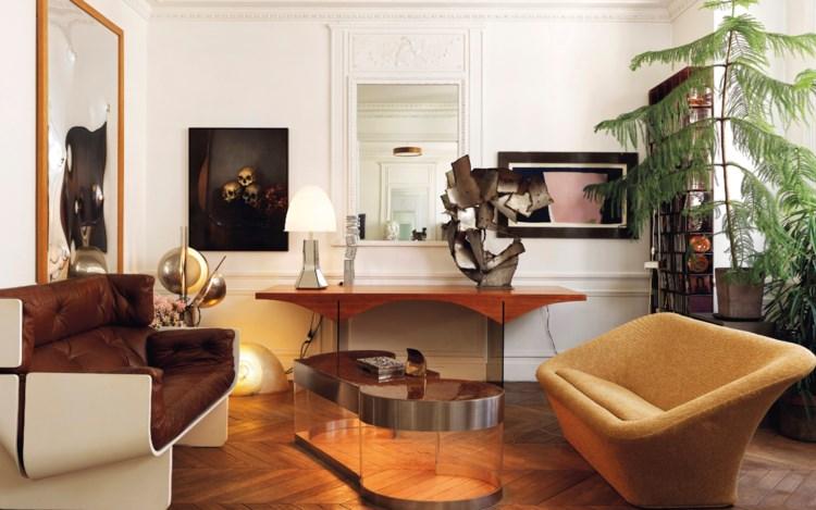 De la fonction à la COLLECTION, STÉPHANE DANANT une passion pour le design et l'art français des années 1955-1975.
