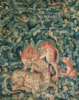 The Decorative Arts Sale incl. auction at Christies