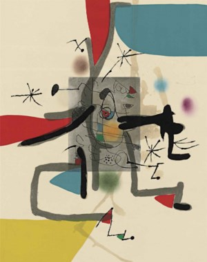 Prints and Multiples auction at Christies