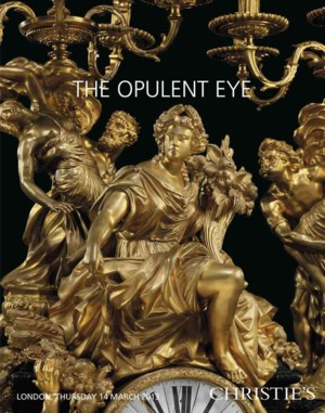 The Opulent Eye - 500 Years: D auction at Christies