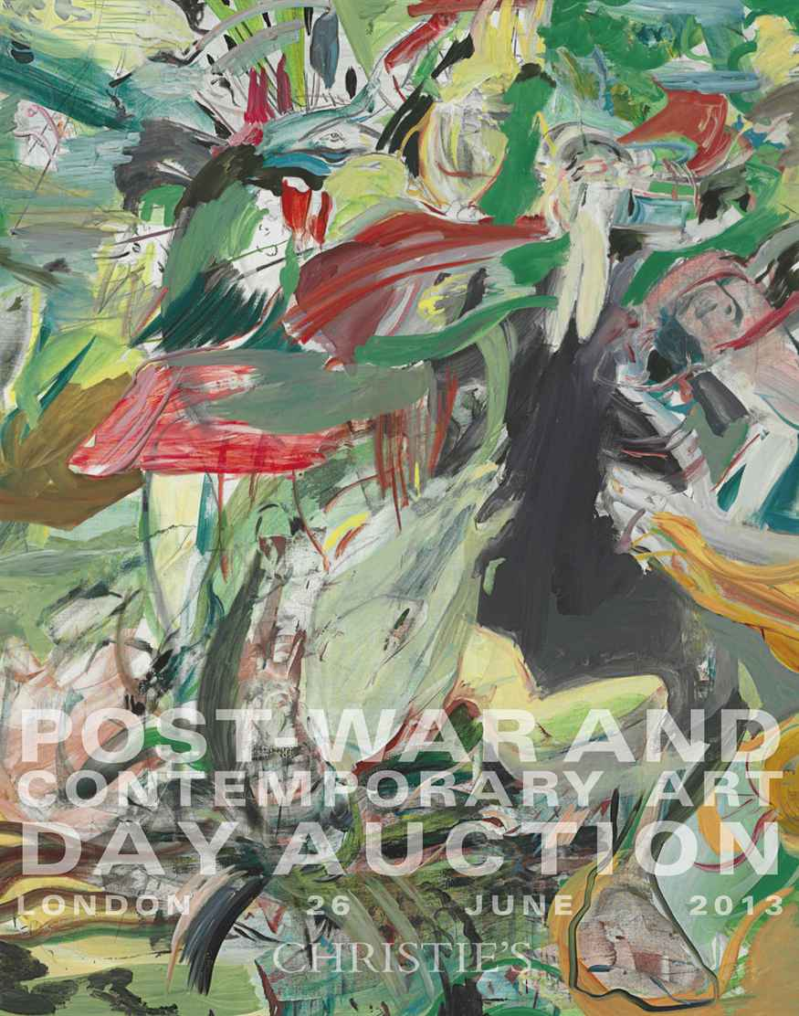 Post-War and Contemporary Art Day Auction