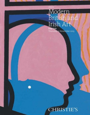 Modern British And Irish Art D auction at Christies