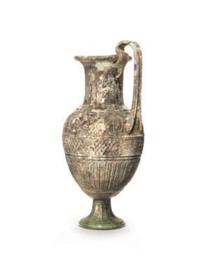 Ancient Glass from the Shlomo  auction at Christies
