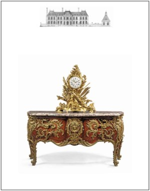 CHÂTEAU - A Distinguished Amer auction at Christies