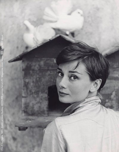 The Audrey Hepburn Her Family Knew Christie S