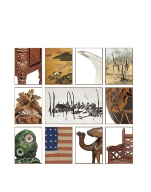 Around the World auction at Christies