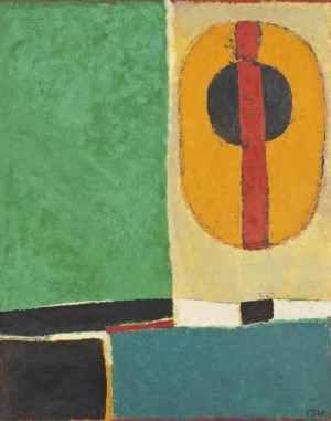 Impressionist & Modern Art & P auction at Christies