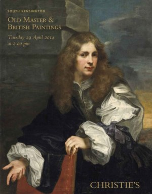 Old Masters & British Painting auction at Christies