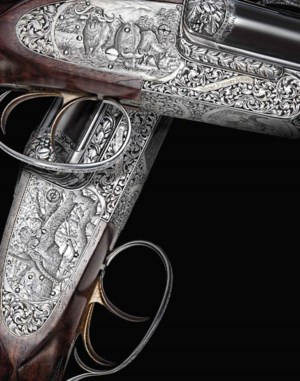 Sporting and Military Firearms auction at Christies