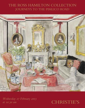 THE ROSS HAMILTON COLLECTION J auction at Christies