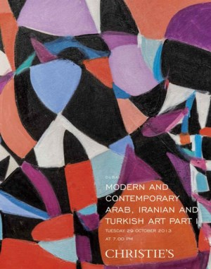 Modern and Contemporary Arab,I auction at Christies