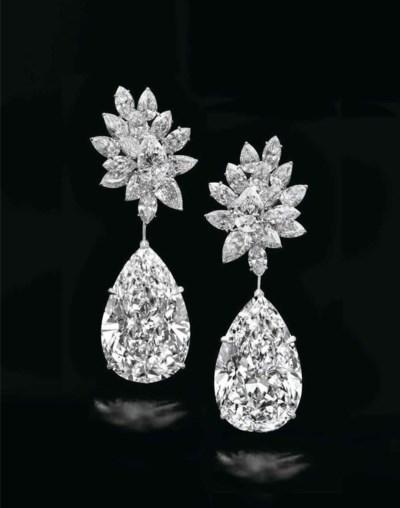 432c8fe23 The world's most sought-after pear-shaped diamonds | Christie's