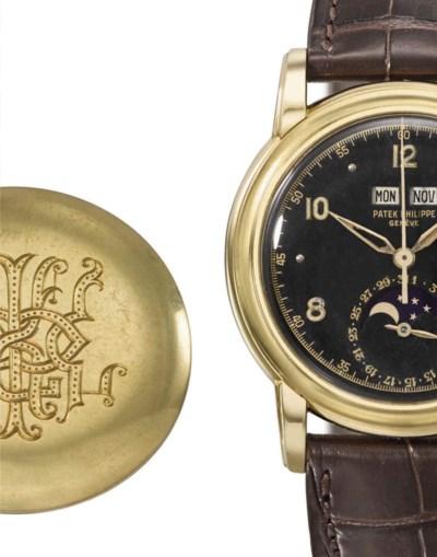 Christies - The Sultan of Oman Prototype Rolex | Christie's