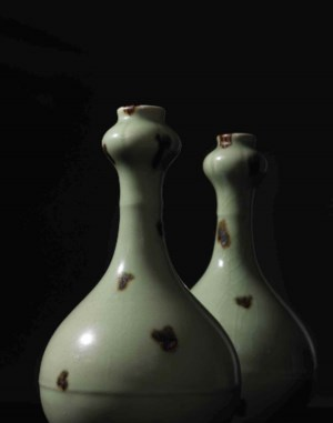 Chinese Ceramics From The Yang auction at Christies