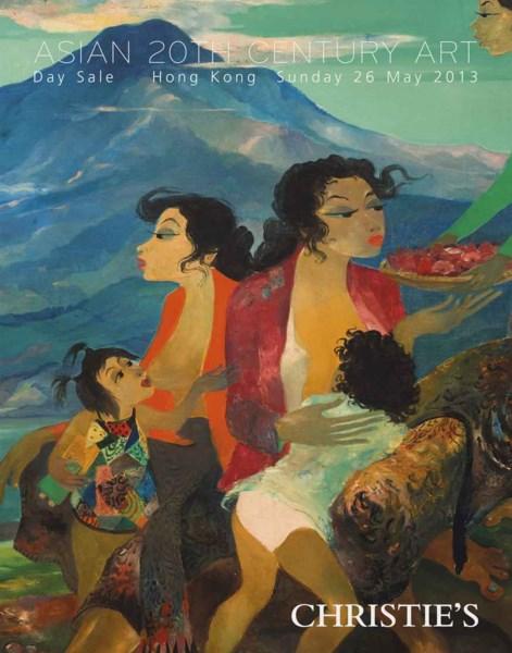Asian 20th Century Art (Day Sale)