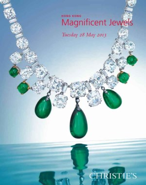 45681d58c1052 AN EXCEPTIONAL EMERALD AND DIAMOND NECKLACE | Jewelry, necklace ...