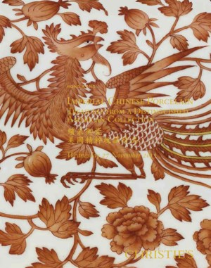 Imperial Chinese Porcelain: Tr auction at Christies