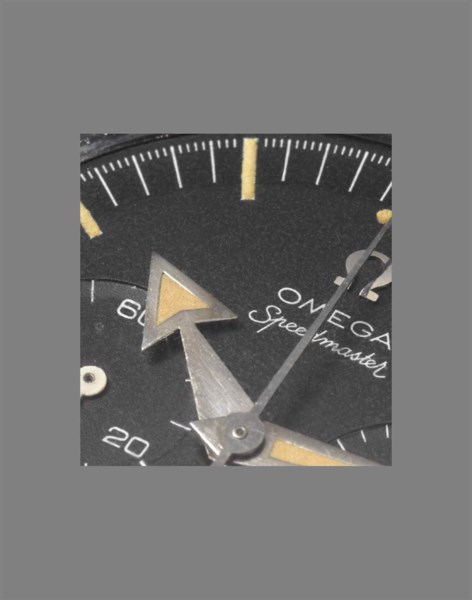 Omega Speedmaster 50