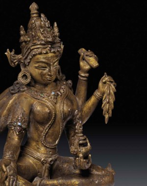 Indian, Himalayan and Southeas auction at Christies