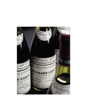 Fine Wines and Spirits: Featur auction at Christies