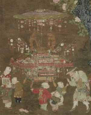 中国书画 auction at Christies