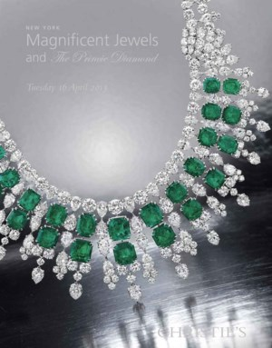 New York Magnificent Jewels an auction at Christies