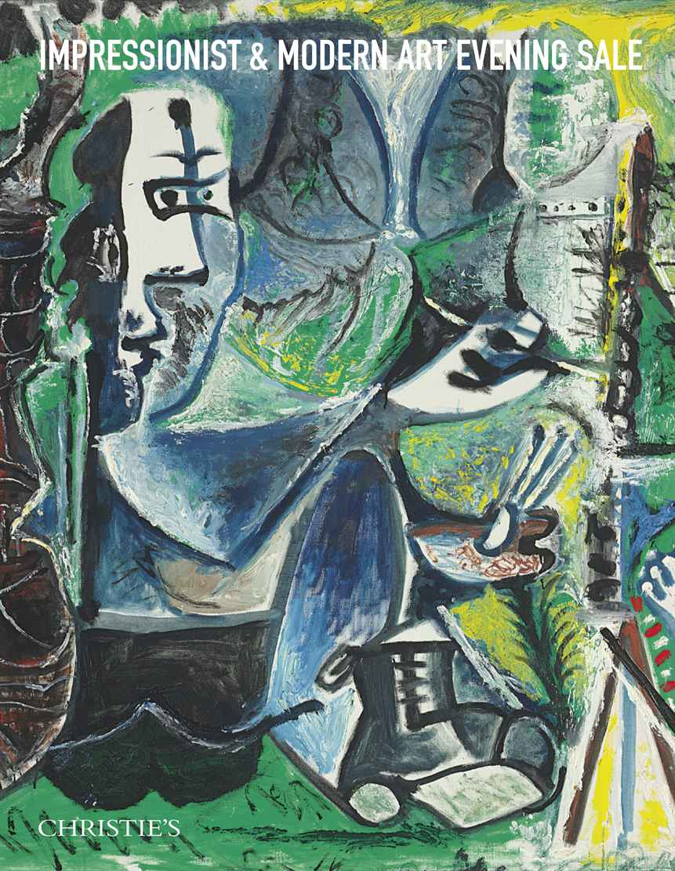 Impressionist U0026 Modern Evening Auction At Christies