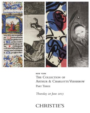The Collection of Arthur & Cha auction at Christies