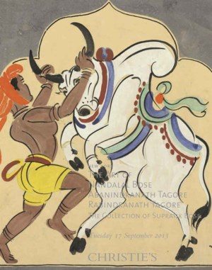 The Art of Nandalal Bose, Aban auction at Christies