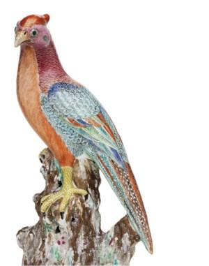 東方動物園:索維爾珍藏及中國出口藝術精品 auction at Christies
