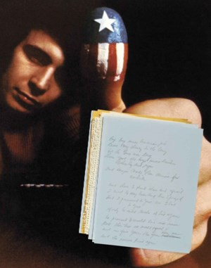 Don McLean's 'American Pie': T auction at Christies