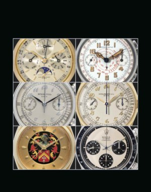 Rare Watches & Important Disco auction at Christies